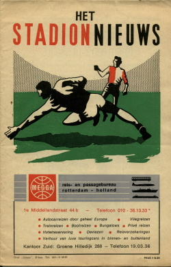 Programma Feyenoord Nörrkoping