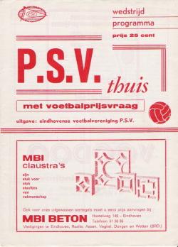 Programma PSV - Feyenoord