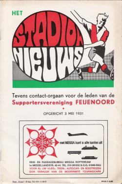 Programma Feyenoord - FC Barcelona