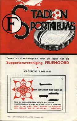 Programma Feyenoord - FC Amsterdam