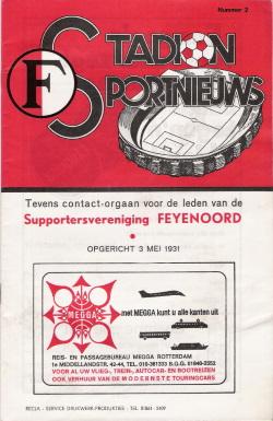 Programma Feyenoord - Liverpool