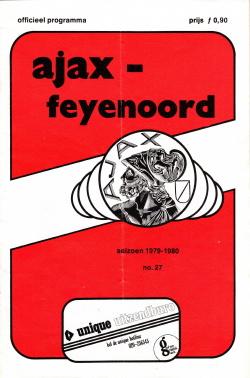 Programma Ajax - Feyenoord