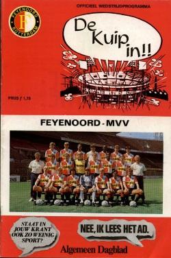Programma Feyenoord - MVV