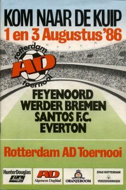 Programma Rotterdam AD Toernooi