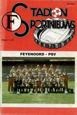 Stadion Sport Nieuws - 01 - Feyenoord - PSV