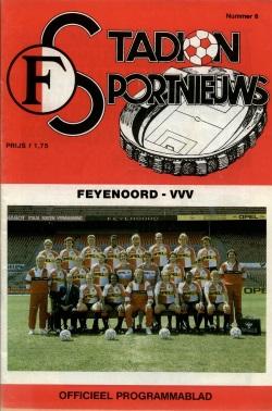 Stadion Sport Nieuws - 06 - Feyenoord - VVV