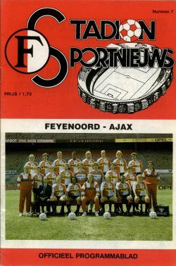 Stadion Sport Nieuws - 07 - Feyenoord - Ajax