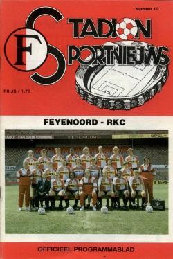 Stadion Sport Nieuws - 10 - Feyenoord - RKC