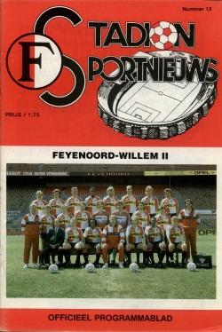 Stadion Sport Nieuws - 12 - Feyenoord - Willem II