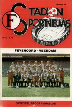 Stadion Sport Nieuws - 15 - Feyenoord - Veendam