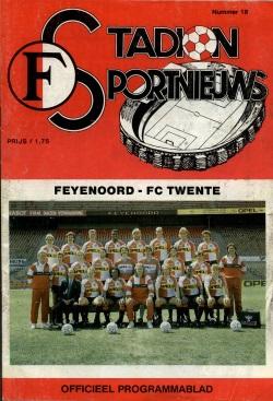 Stadion Sport Nieuws - 18 - Feyenoord - FC Twente