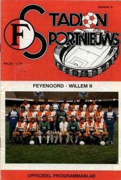 Stadion Sport Nieuws - 04 - Feyenoord - Willem II