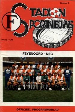 Stadion Sport Nieuws - 06 - Feyenoord - NEC