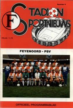 Stadion Sport Nieuws - 08 - Feyenoord - PSV