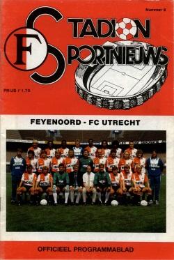Stadion Sport Nieuws - 09 - Feyenoord - FC Utrecht