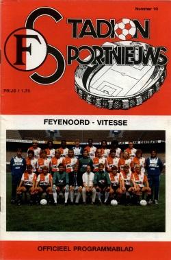 Stadion Sport Nieuws - 10 - Feyenoord - Vitesse