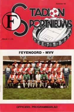 Stadion Sport Nieuws - 16 - Feyenoord - MVV
